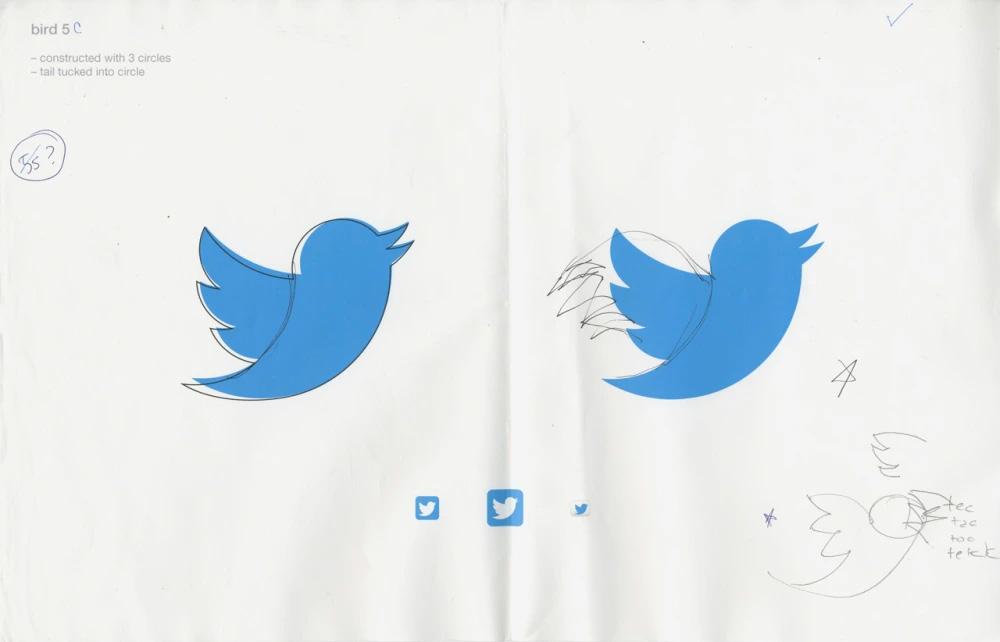 Twitter Icon Origin Story