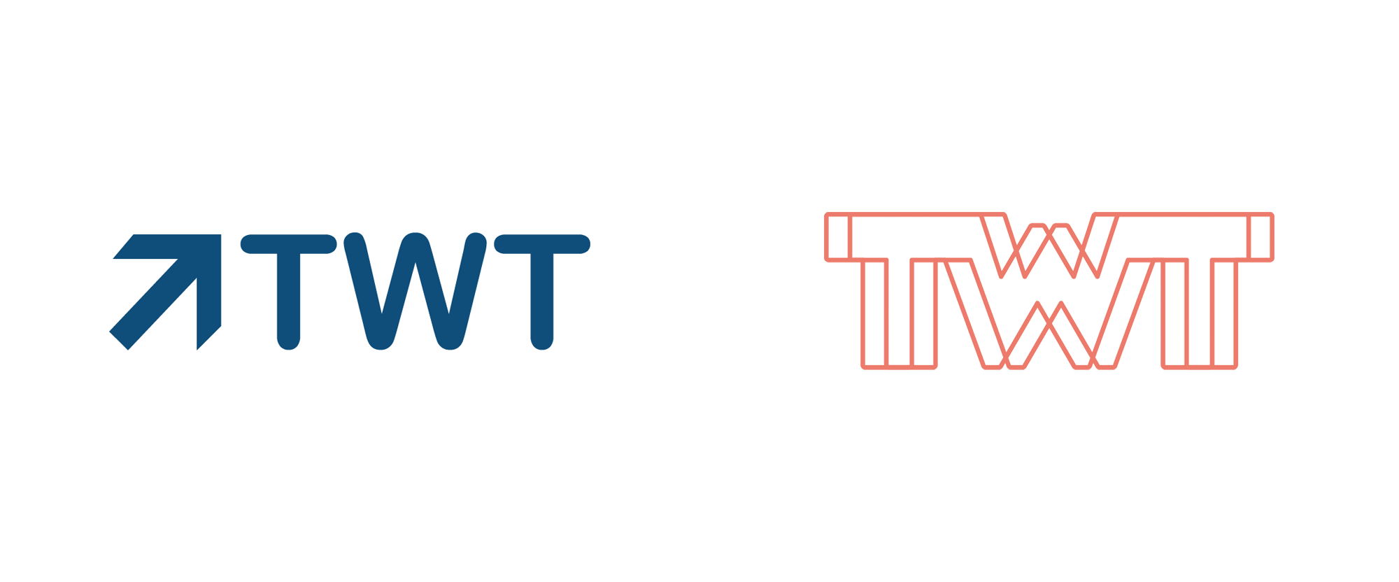 New Logo for TWT