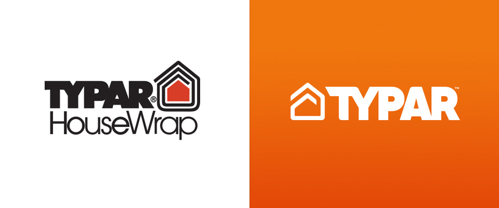 New Logo and Identity for Typar by Miller Brooks