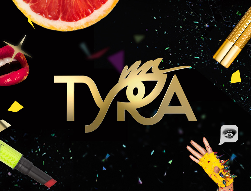 New Logo and Packaging for Tyra Beauty by Red Antler