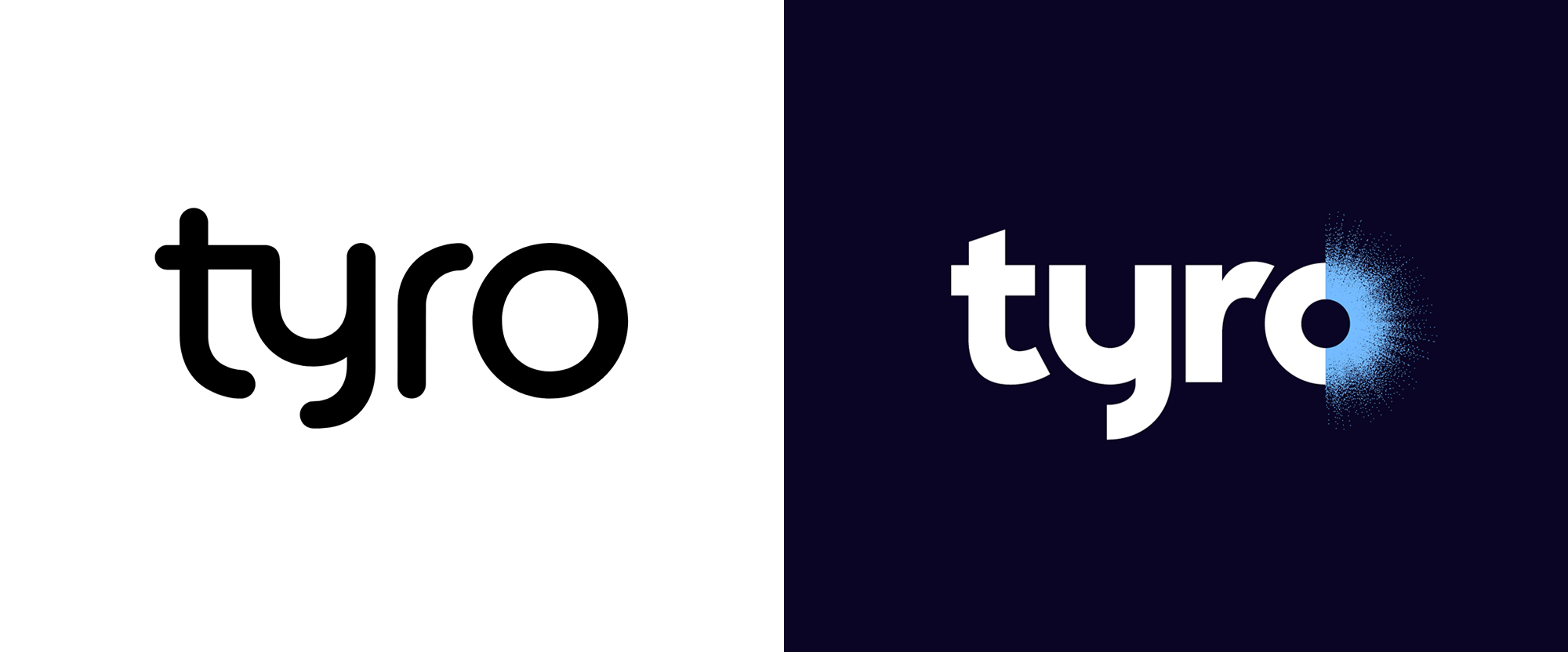 New Logo and Identity for Tyro by Hulsbosch