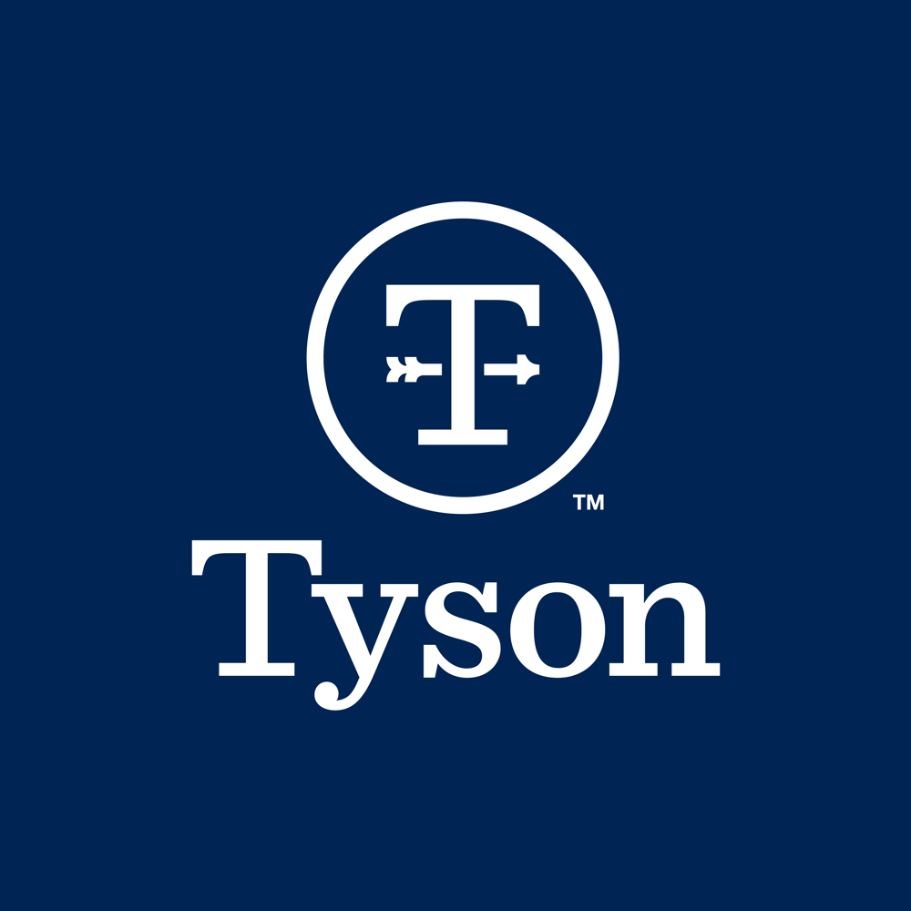 New Logo for Tyson Foods by Brand Union