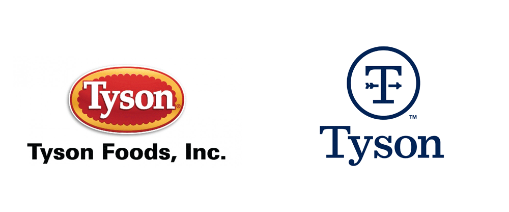 Follow-up: New Logo and Identity for Tyson Foods by Brand Union