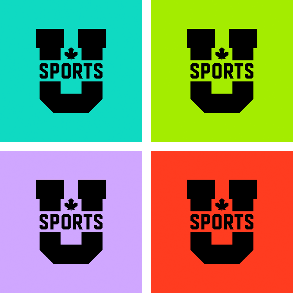 New Name, Logo, and Identity for U Sports by Hulse & Durrell