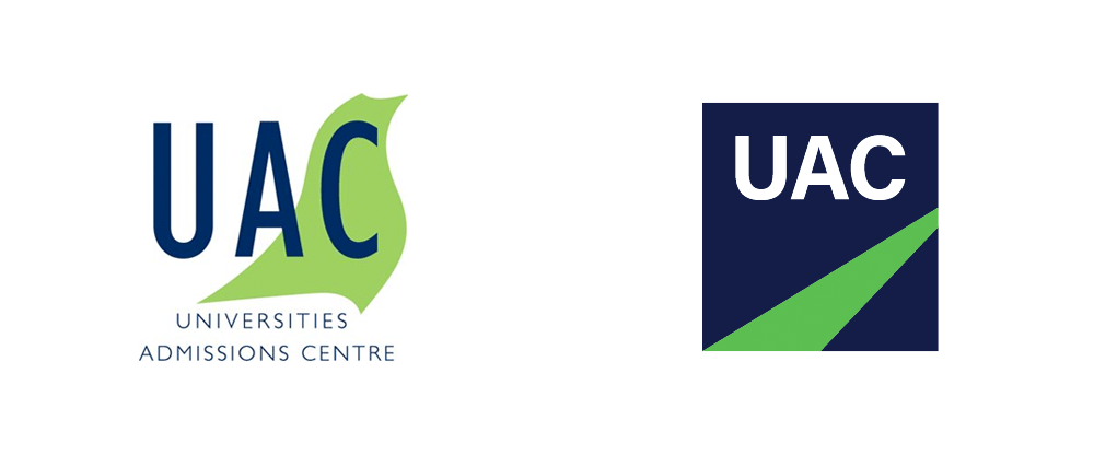 New Logo for and Identity for Universities Admissions Centre by Freckle