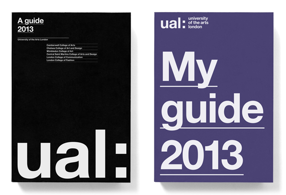 University of the Arts London Logo and Identity