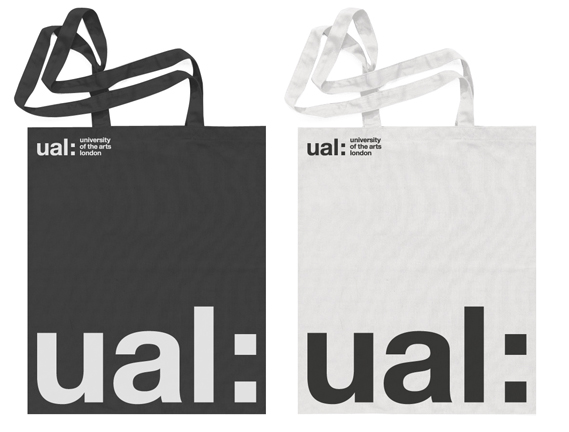 University of the Arts London Logo and Identity