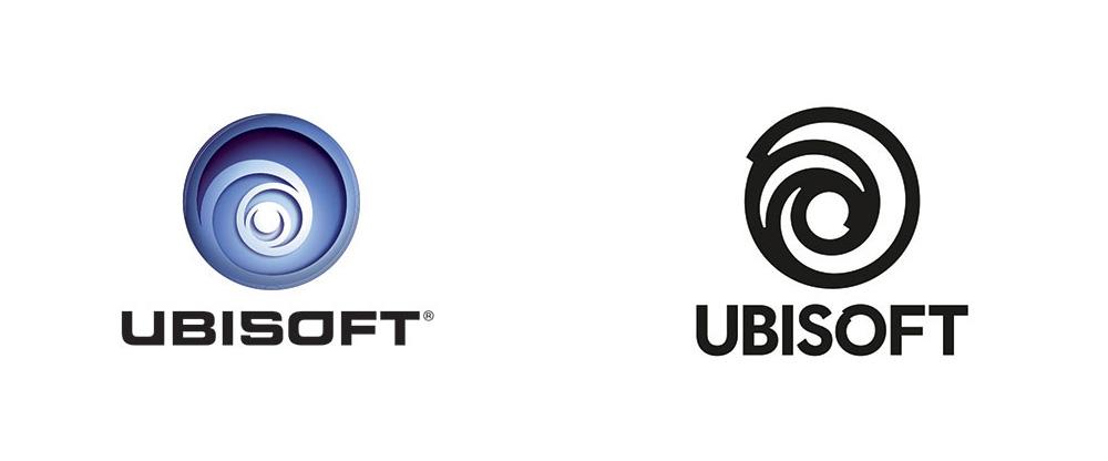 New Logo for Ubisoft