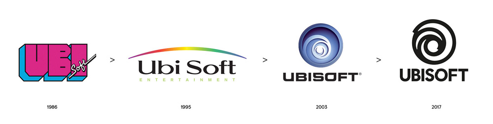 New Logo for Ubisoft