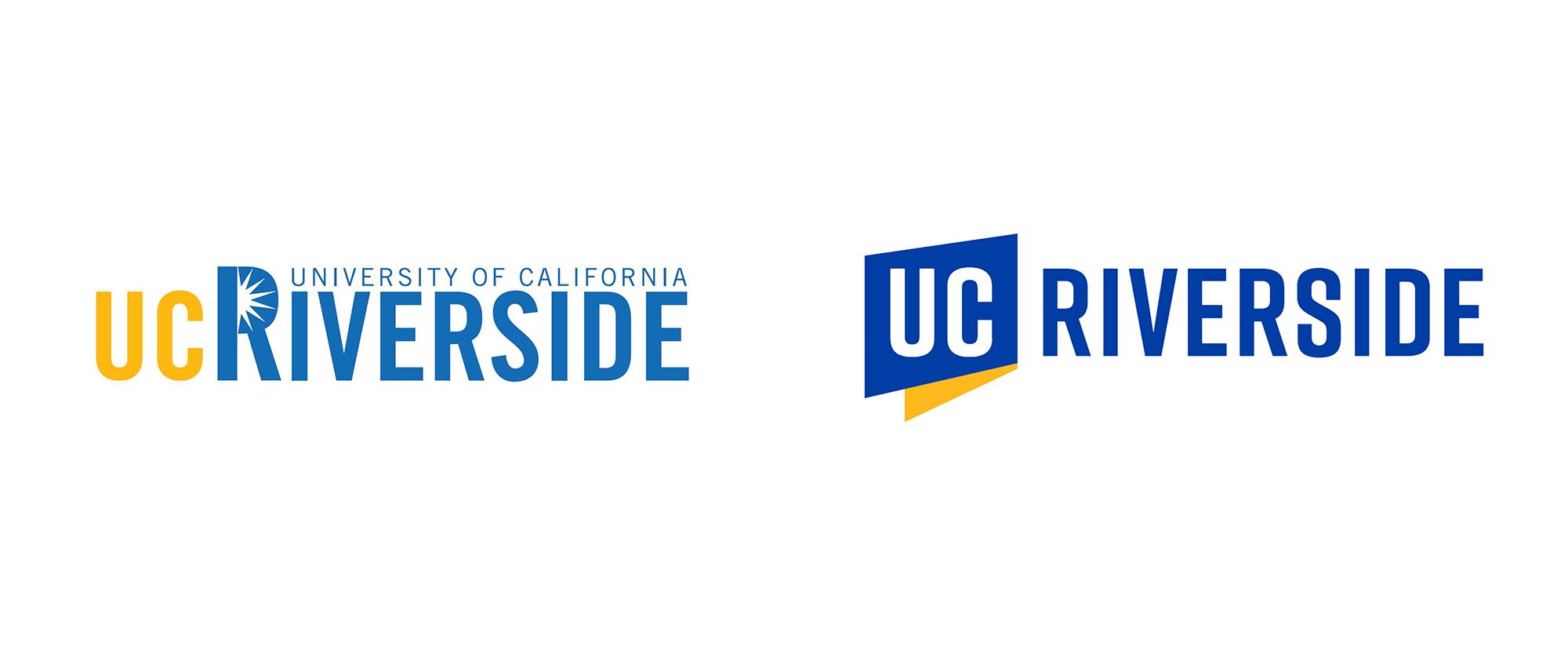 New Logo for UC Riverside