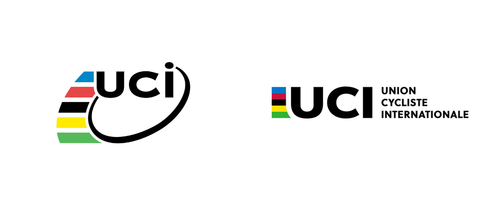 Brand New: New Logo and Identity for Union Cycliste