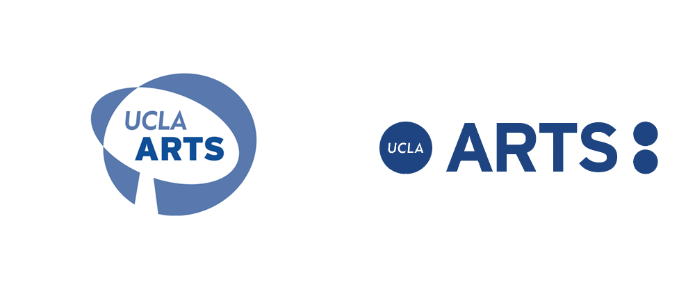 Bon New Logo And Identity For UCLA School Of The Arts And Architecture By Use  All Five