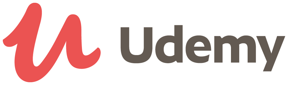 New Logo for Udemy done In-house