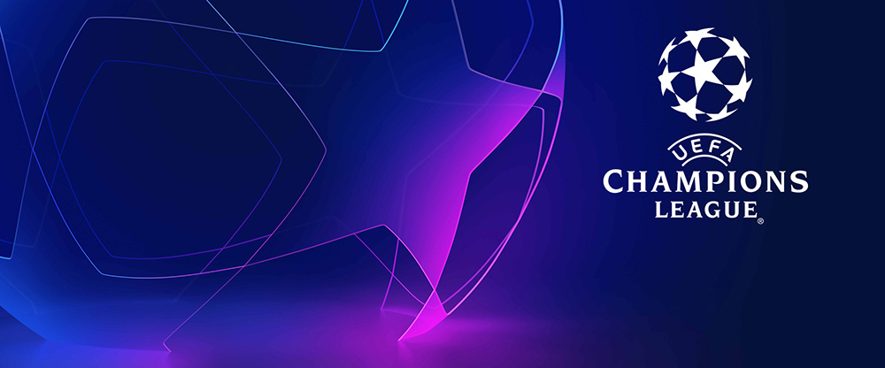 New Identity for UEFA Champions League by DesignStudio
