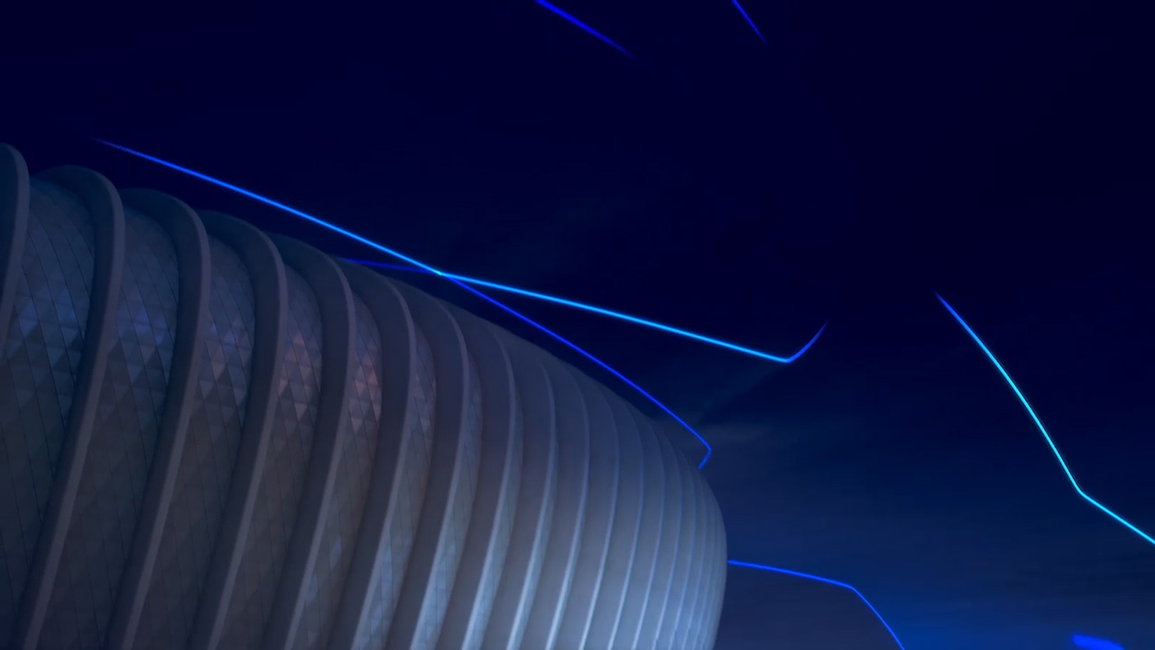 Brand New: New Identity for UEFA Champions League by