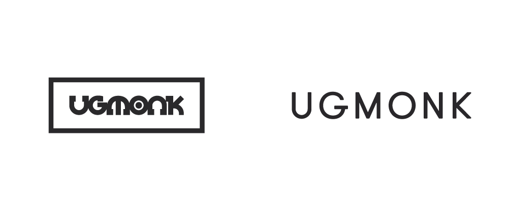 New Logo and Identity by and for Ugmonk