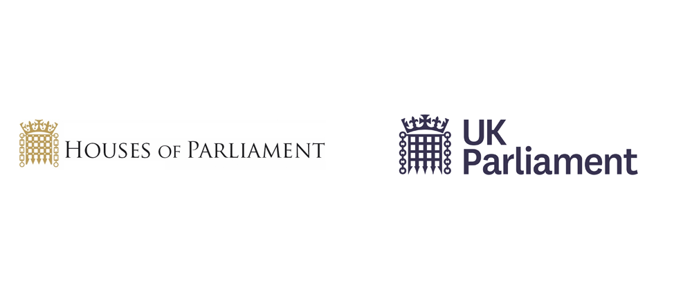 New Logo and Identity for UK Parliament by SomeOne