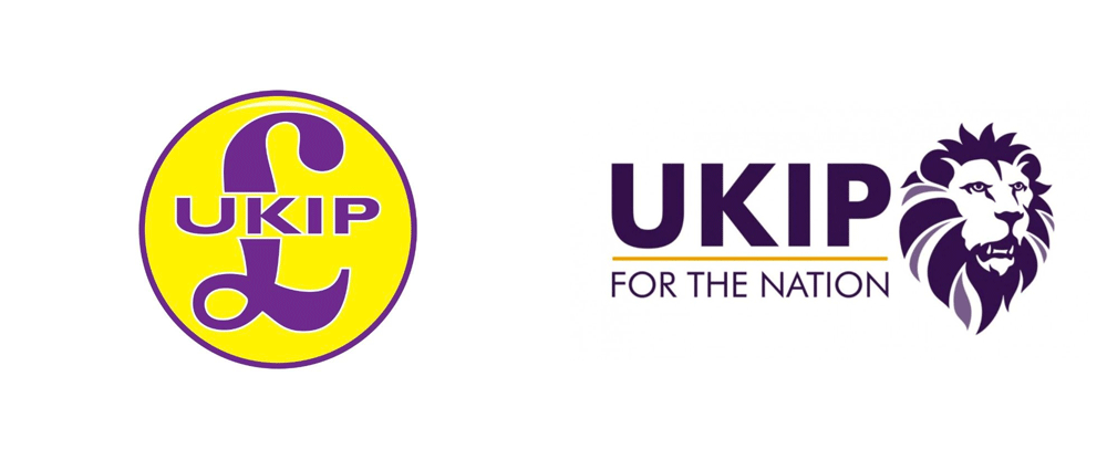 New Logo for UKIP