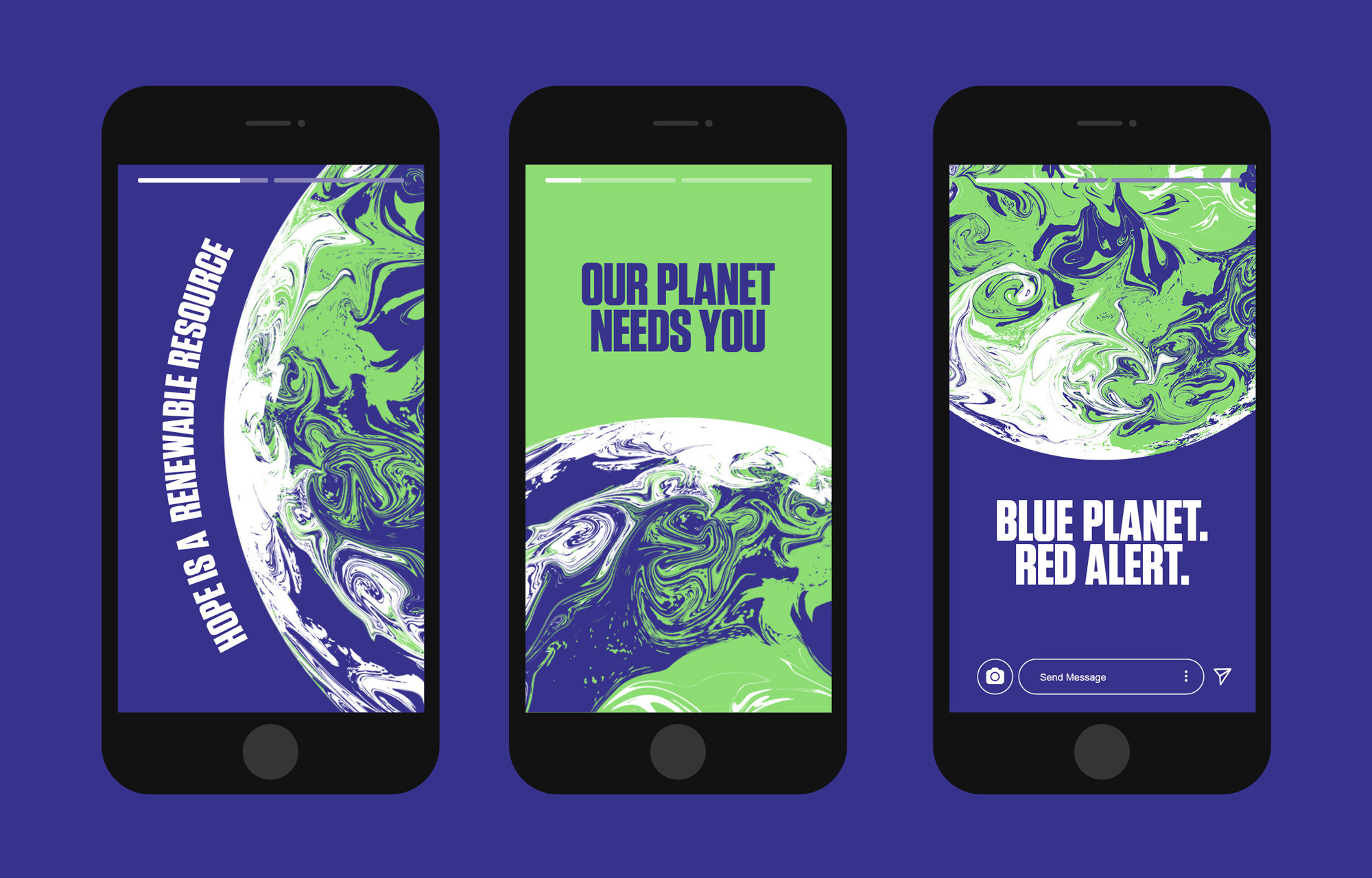 New Logo and Identity for 26th UN Climate Change Conference by Johnson Banks