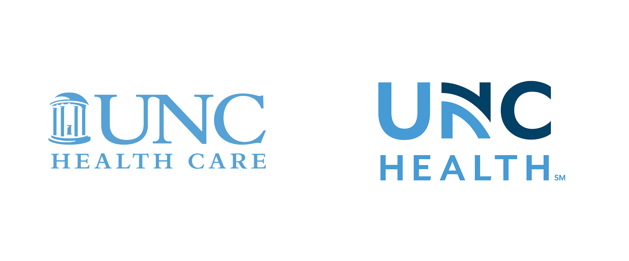 New Logo for UNC Health by Monigle