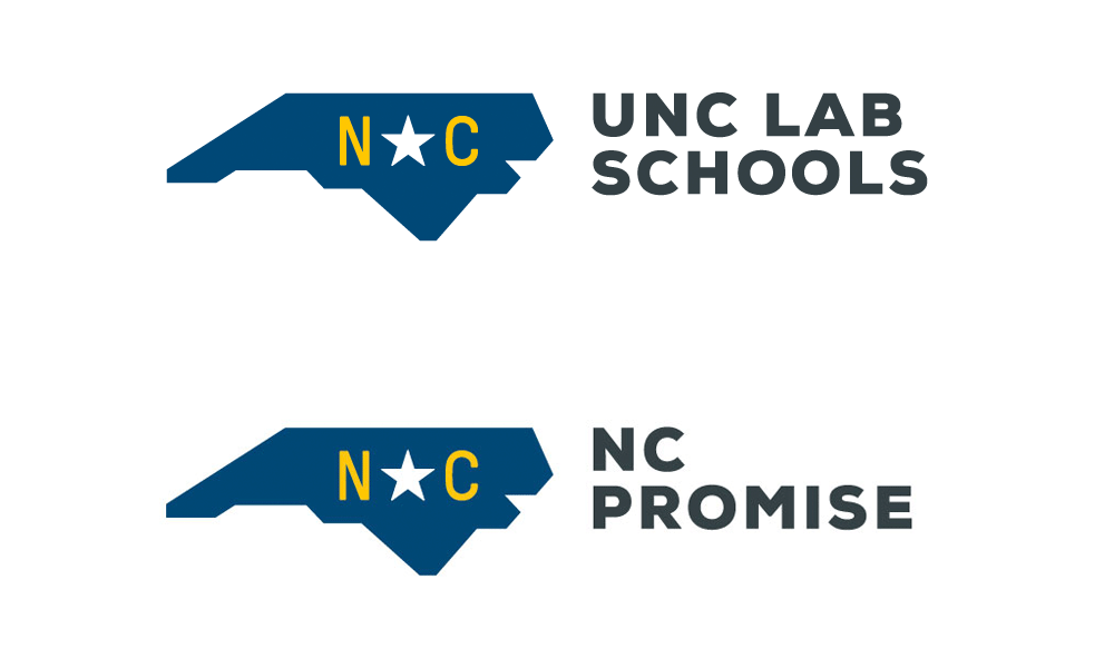 New Logo for University of North Carolina System by Ologie