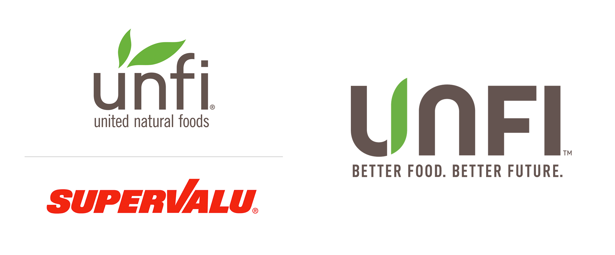 New Logo for UNFI