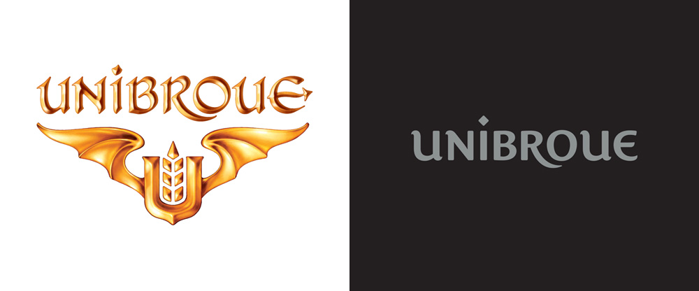 New Logo and Packaging for Unibroue by lg2 boutique