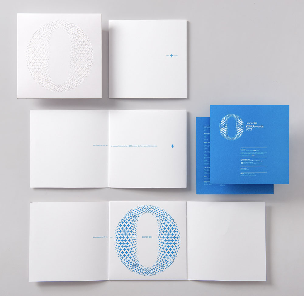 brand new  new logo and identity for unicef zeroawards by rice