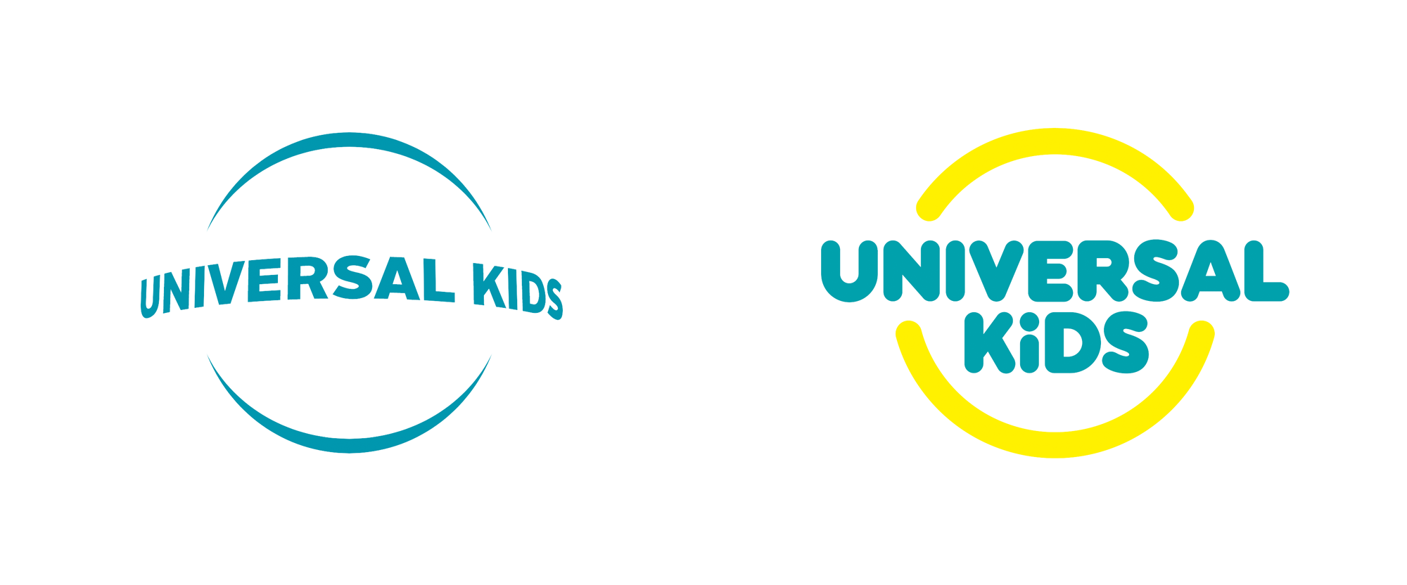 New Logo, Identity, and On-air Look for Universal Kids by Kill 2 Birds