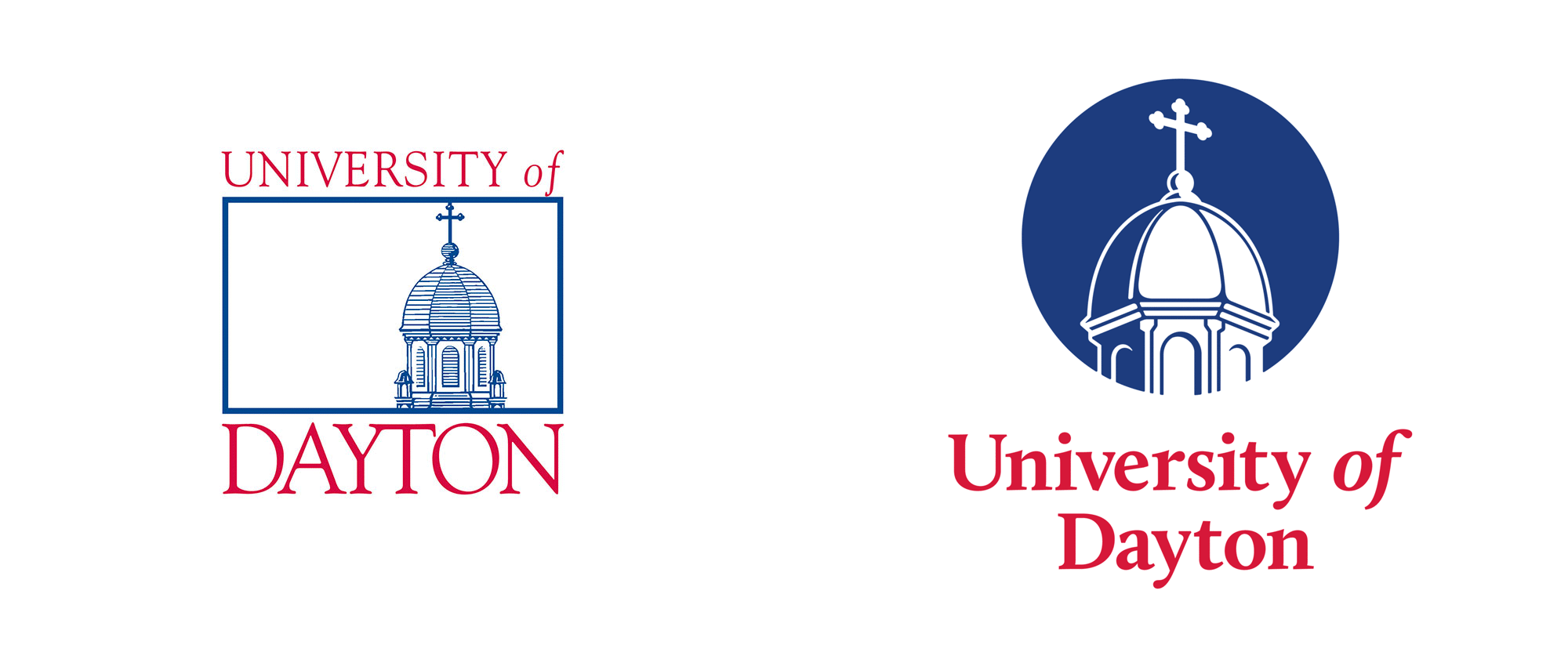 New Logo for University of Dayton