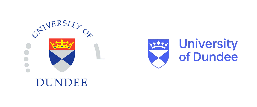 New Logo for University of Dundee by Tangent Graphic