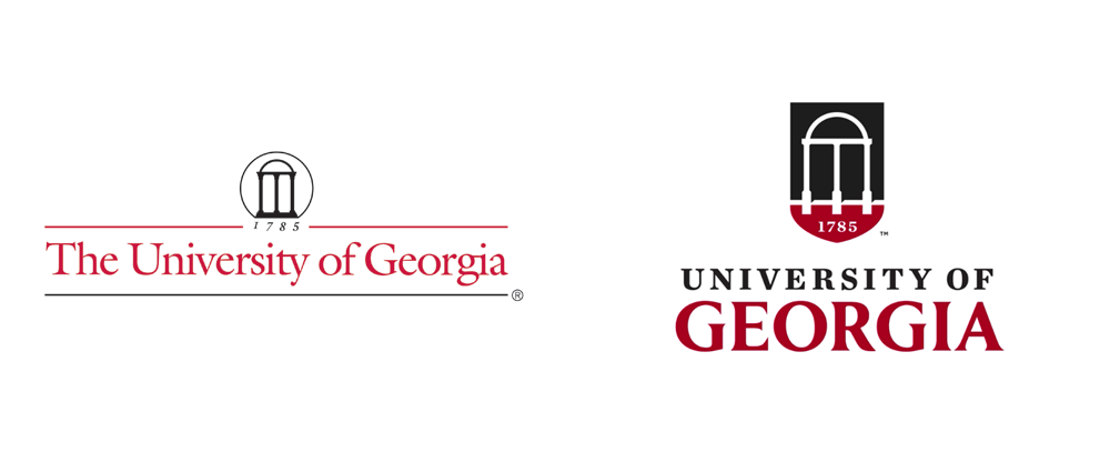 New Logo for University of Georgia