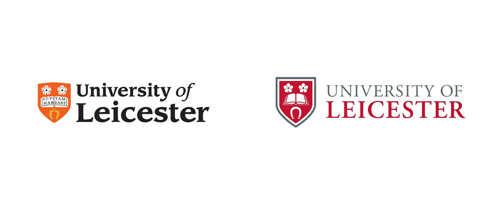 New Logo for University of Leicester by Serious