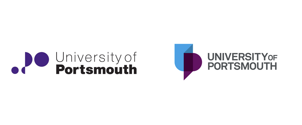 New Logo for University of Portsmouth