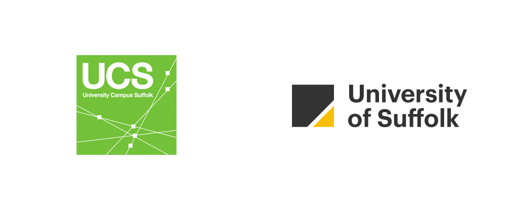New Logo and Identity for University of Suffolk by Only Studio