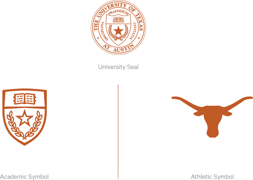 New Logo and Identity for University of Texas at Austin by Dyal