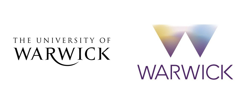 New Logo and Identity for University of Warwick