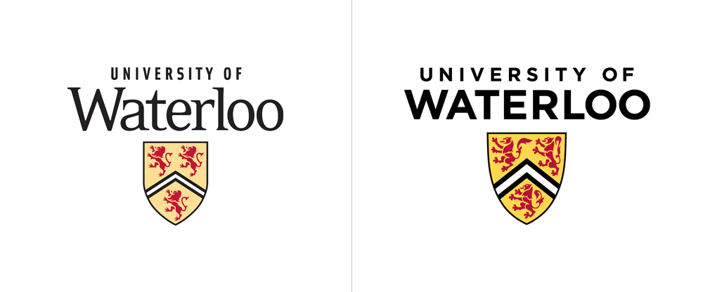 New Logo and Identity for University of Waterloo