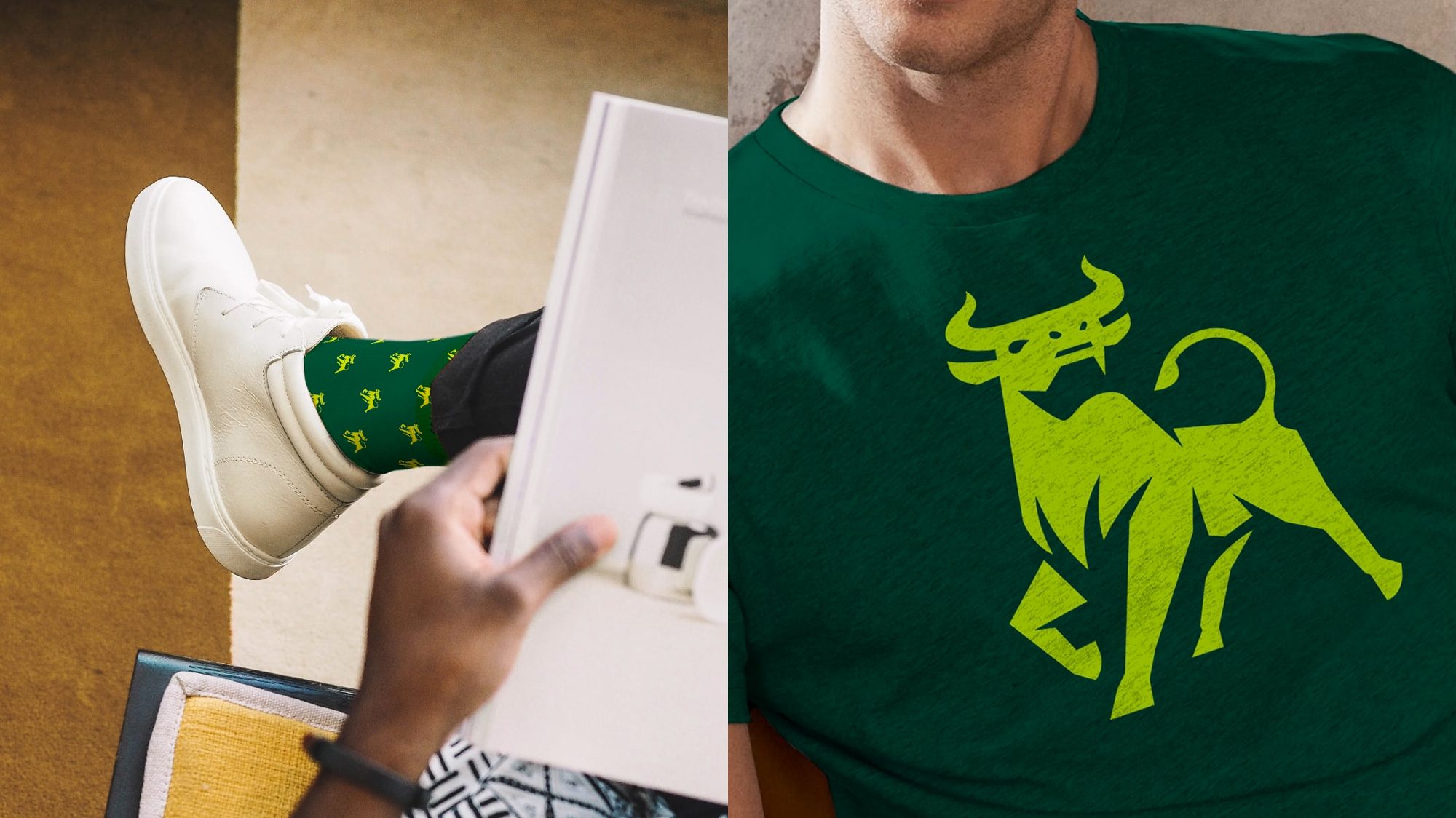 New Logo and Identity for University of South Florida by Spark