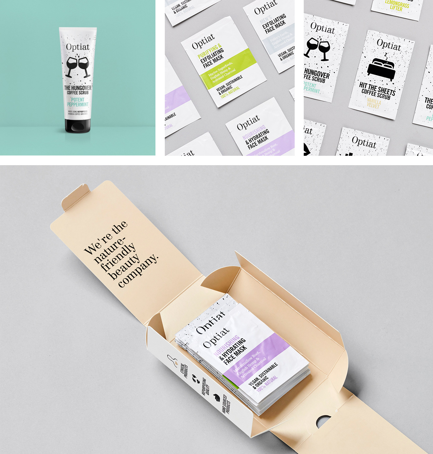 New Logo and Packaging for Upcircle by Studio More and Naming by Reed Words