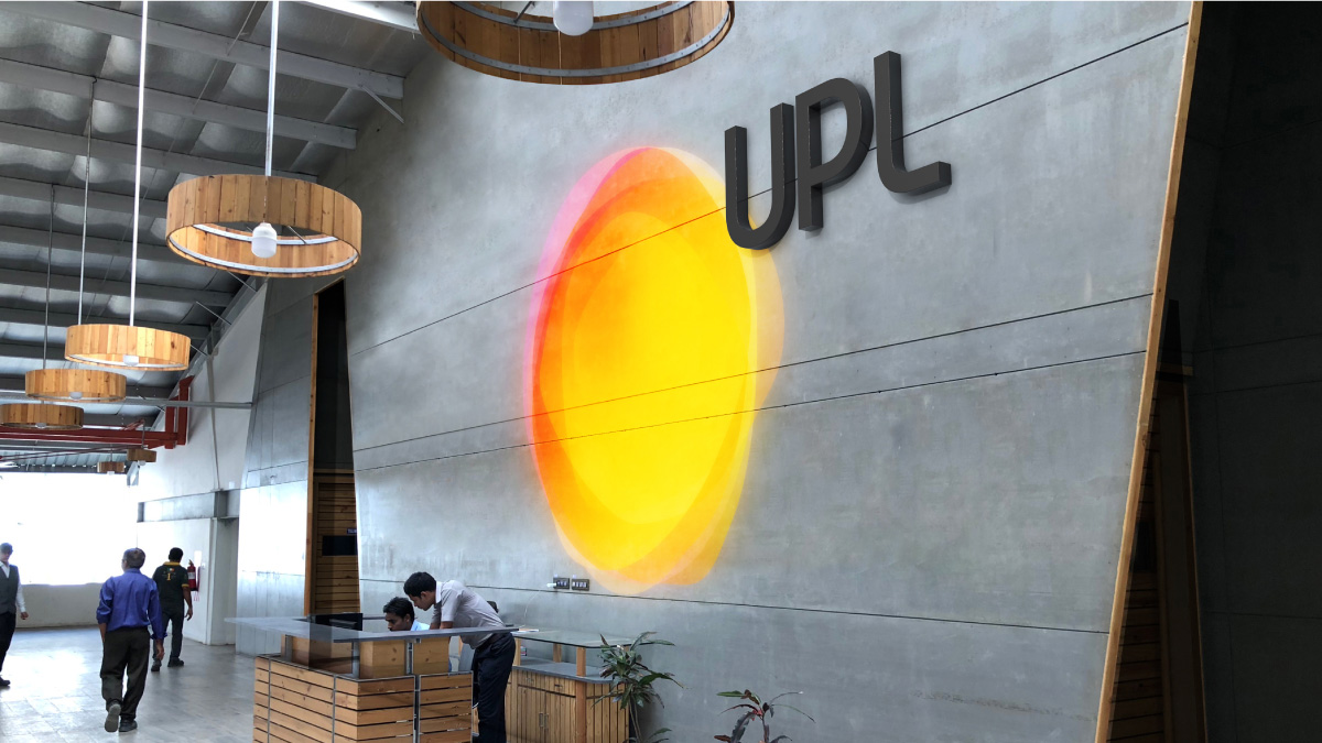New Logo and Identity for UPL OpenAg by Venturethree