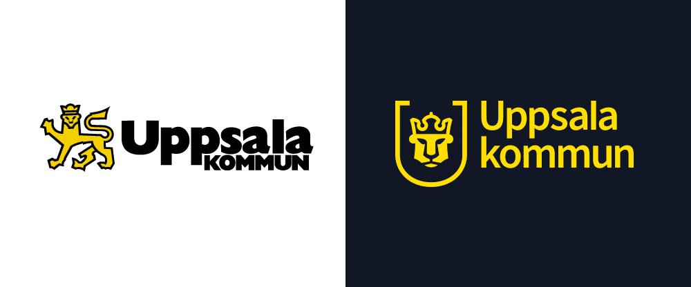 New Logo for Uppsala Kommun (Municipality)