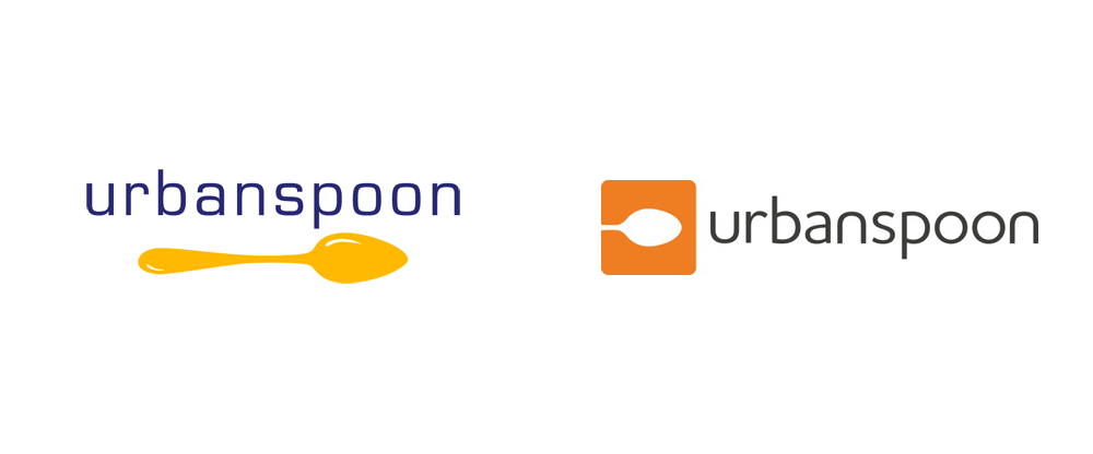 New Logo for Urbanspoon
