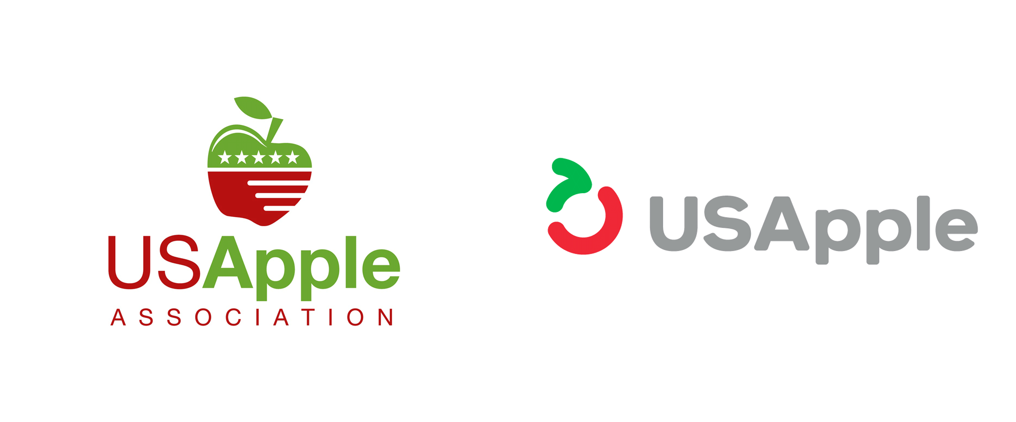 New Logo for U.S. Apple Association by Mekanic