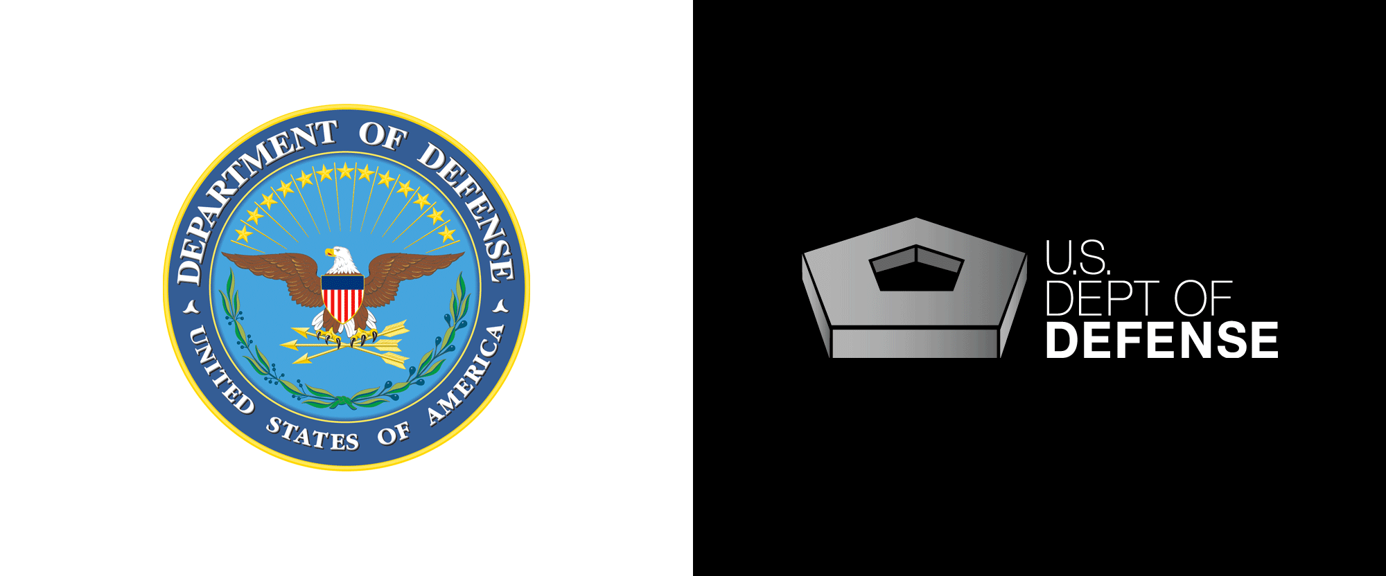 New Logo for U.S. Department of Defense