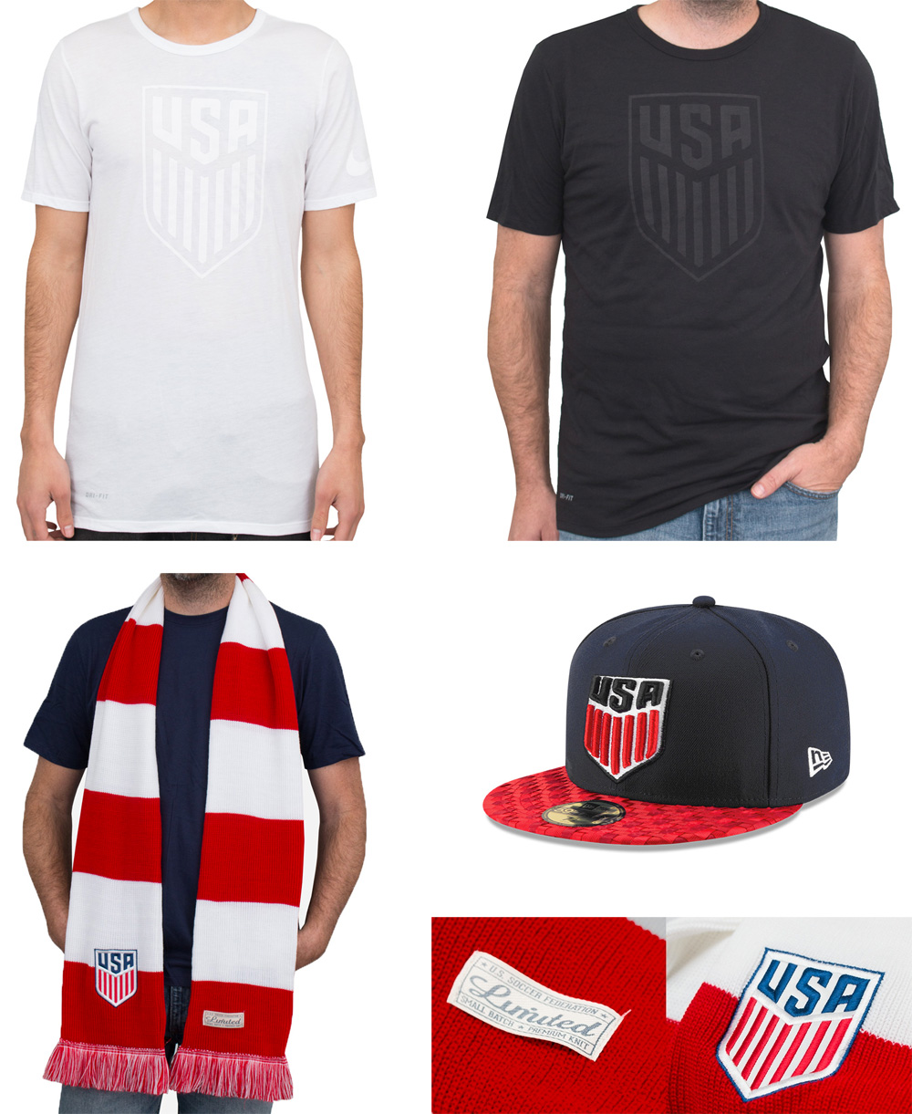 7eedb0eea79 Brand New  New Logo and Type Family for U.S. Soccer by Nike and Type ...