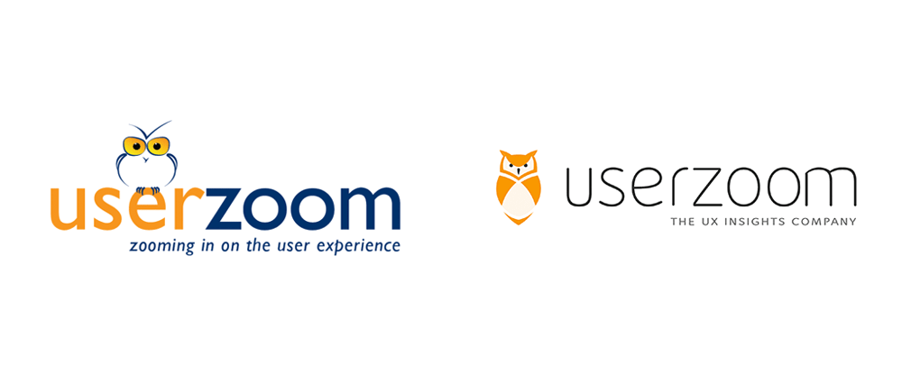 New Logo for UserZoom by Gemma Vicente