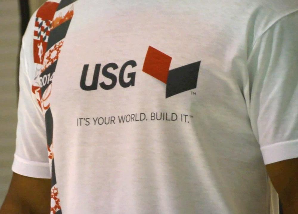 New Logo for USG