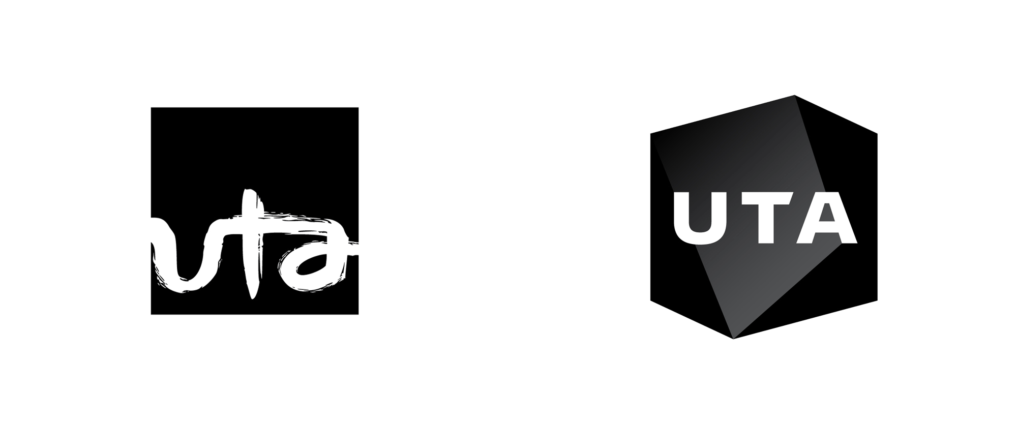 New Logo and Identity for UTA done In-house