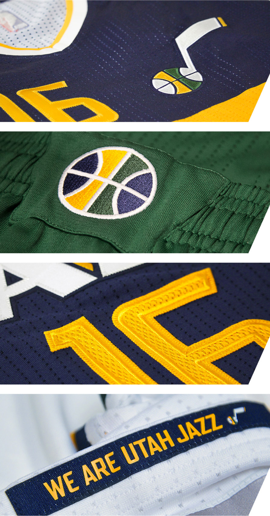 553062d82 Brand New  New Logos for Utah Jazz done In-house